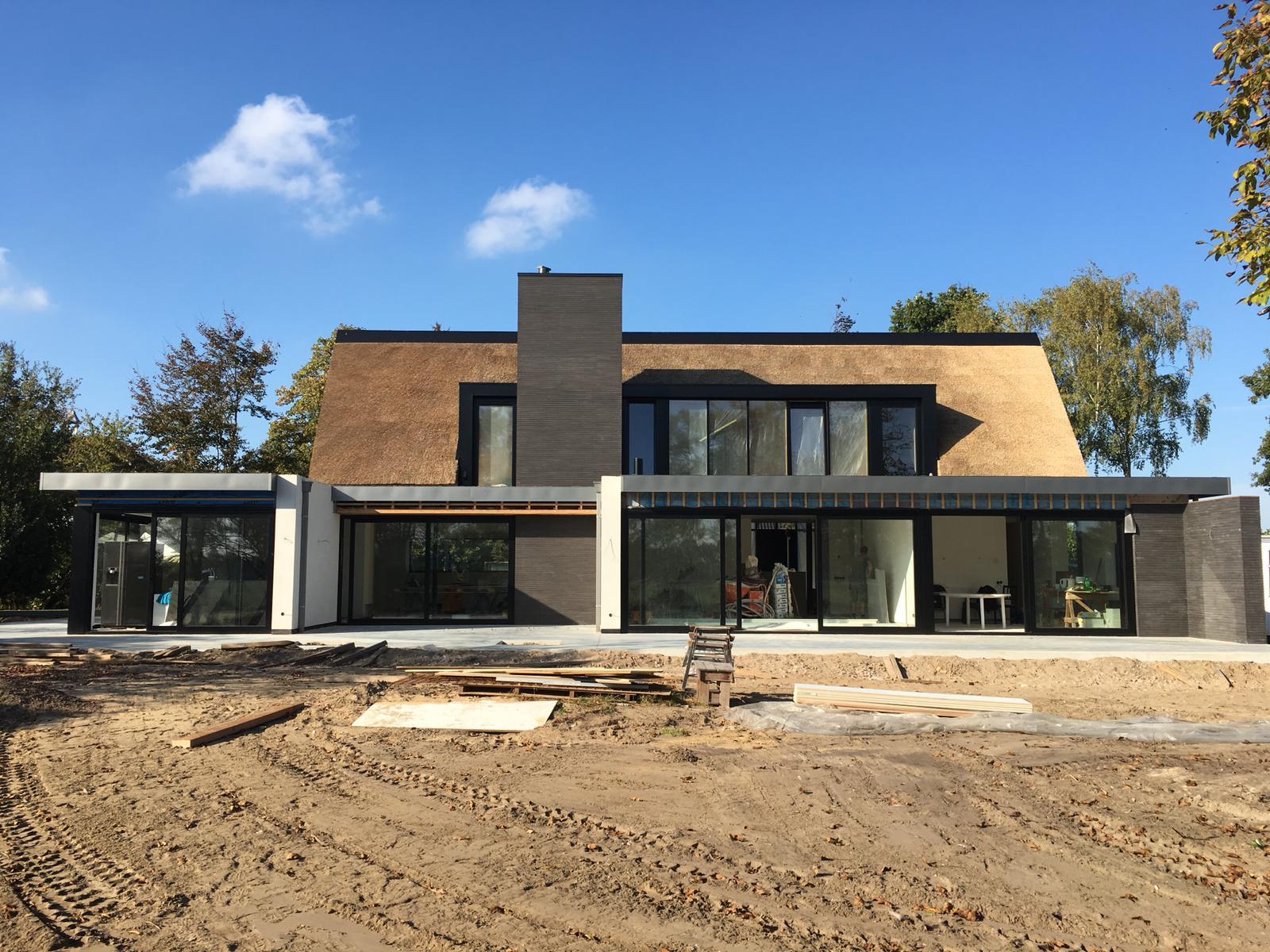 Nieuwbouw woonhuis Veedijk