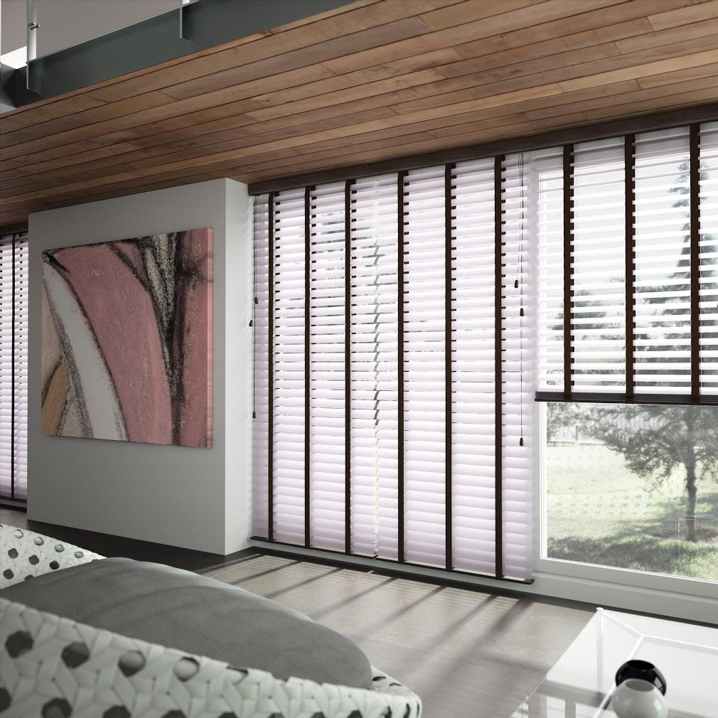Diverse raamdecoratie