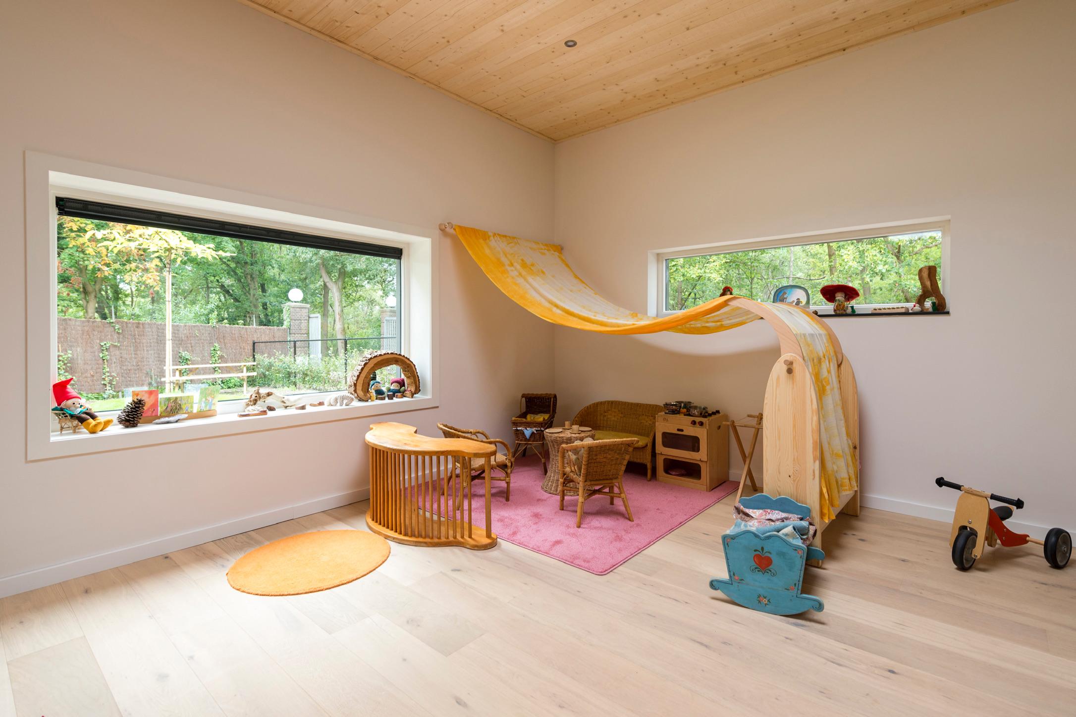 Verbouwing kinderdagverblijf