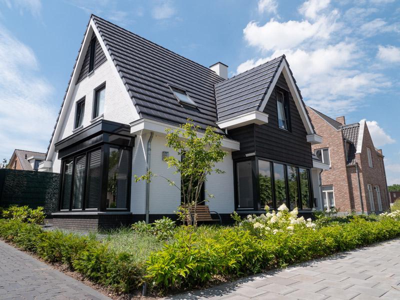 Vrijstaand woonhuis Schuurkerkpad